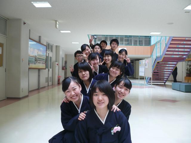 2016年度 高級部卒業式   九州朝...
