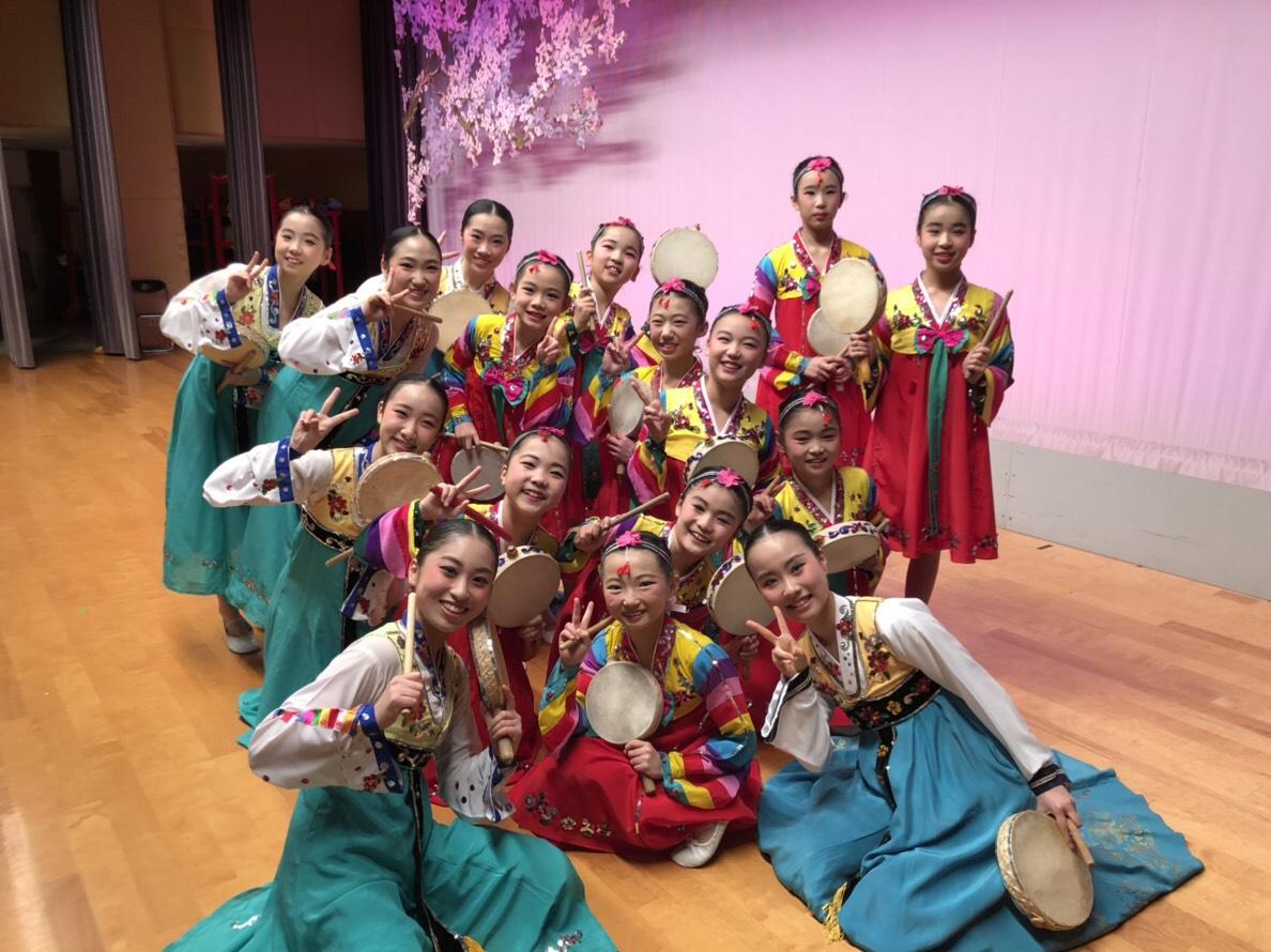 第10回舞踊発表会のイメージ