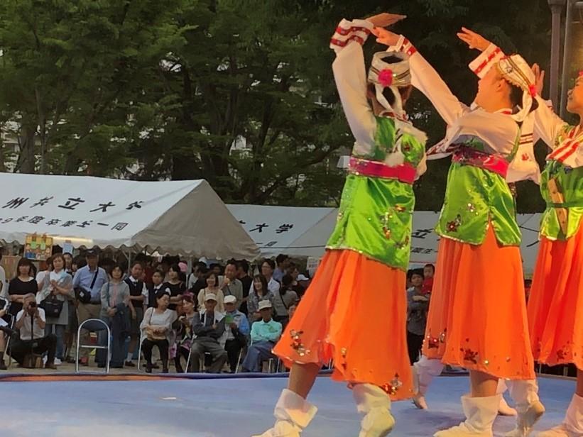 折尾祭りのイメージ